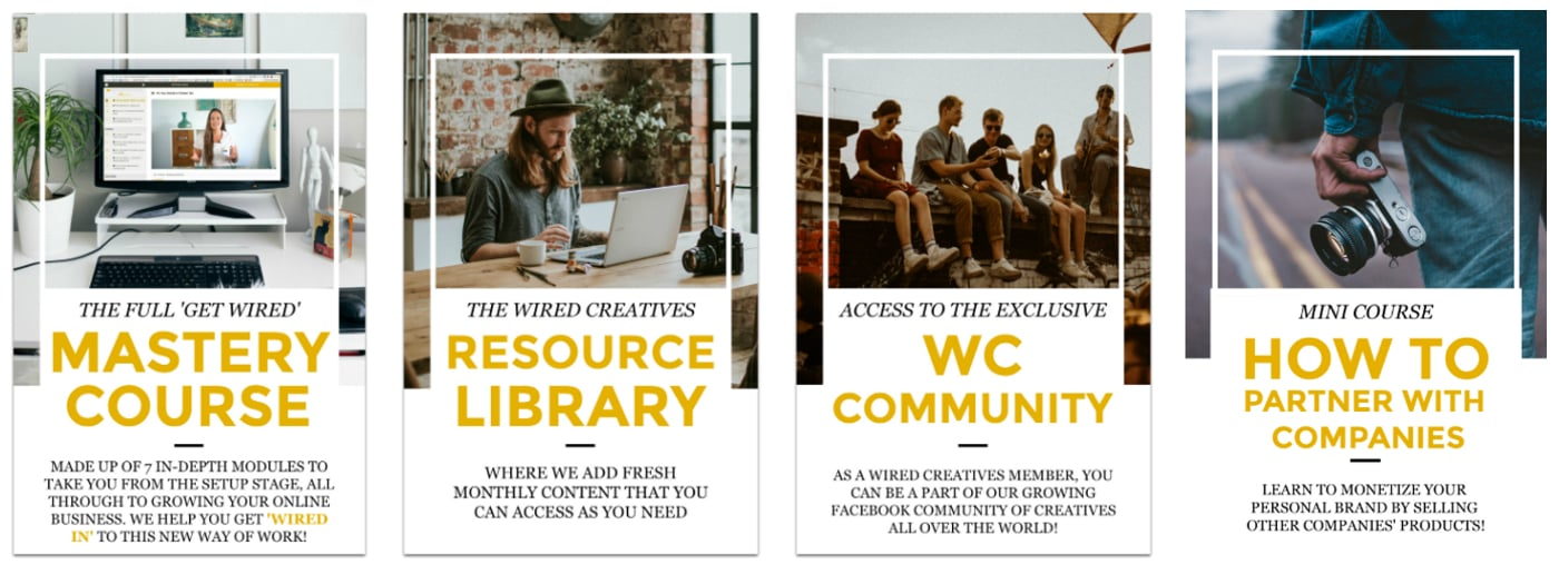 Wired Creatives Course Review