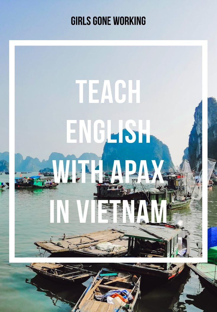 Teach English in Vietnam with APAX