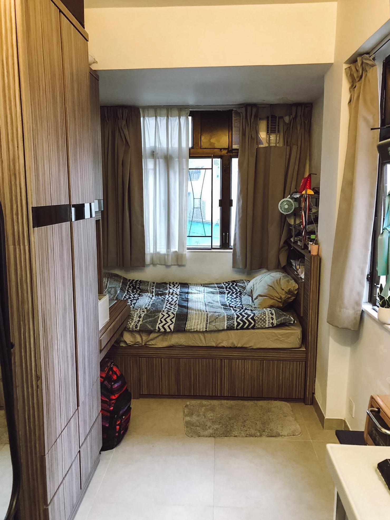 A Hong Kong apartment