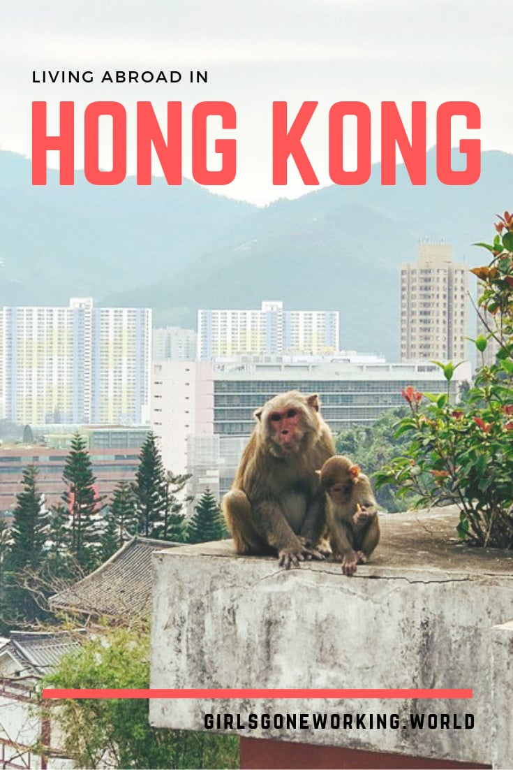 Live abroad in Hong Kong