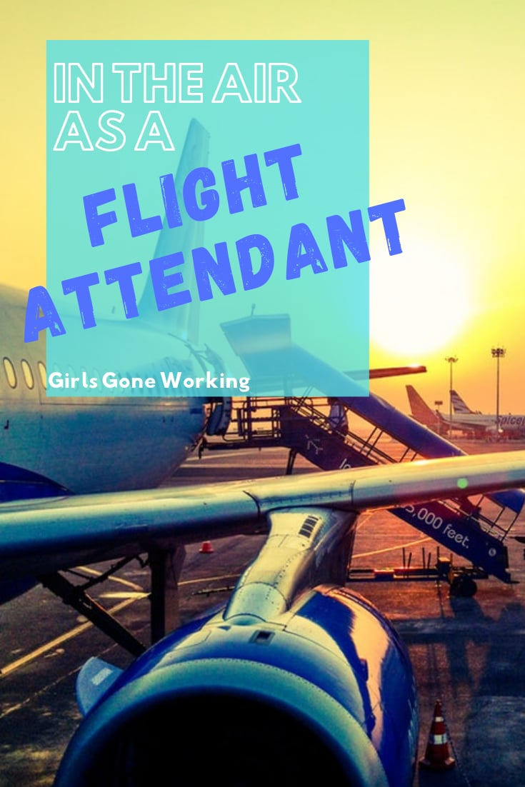 Get hired as a flight attendant
