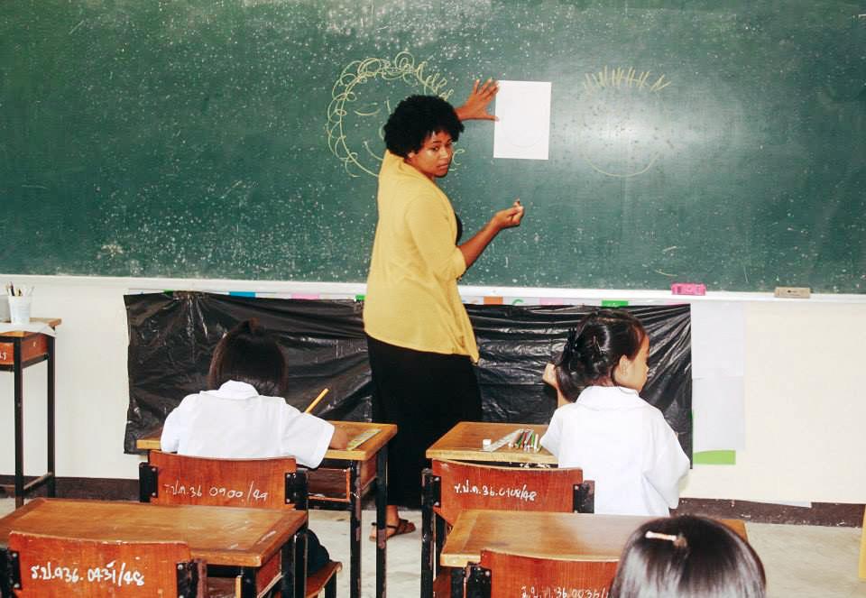 Volunteer teach in Phuket Thailand
