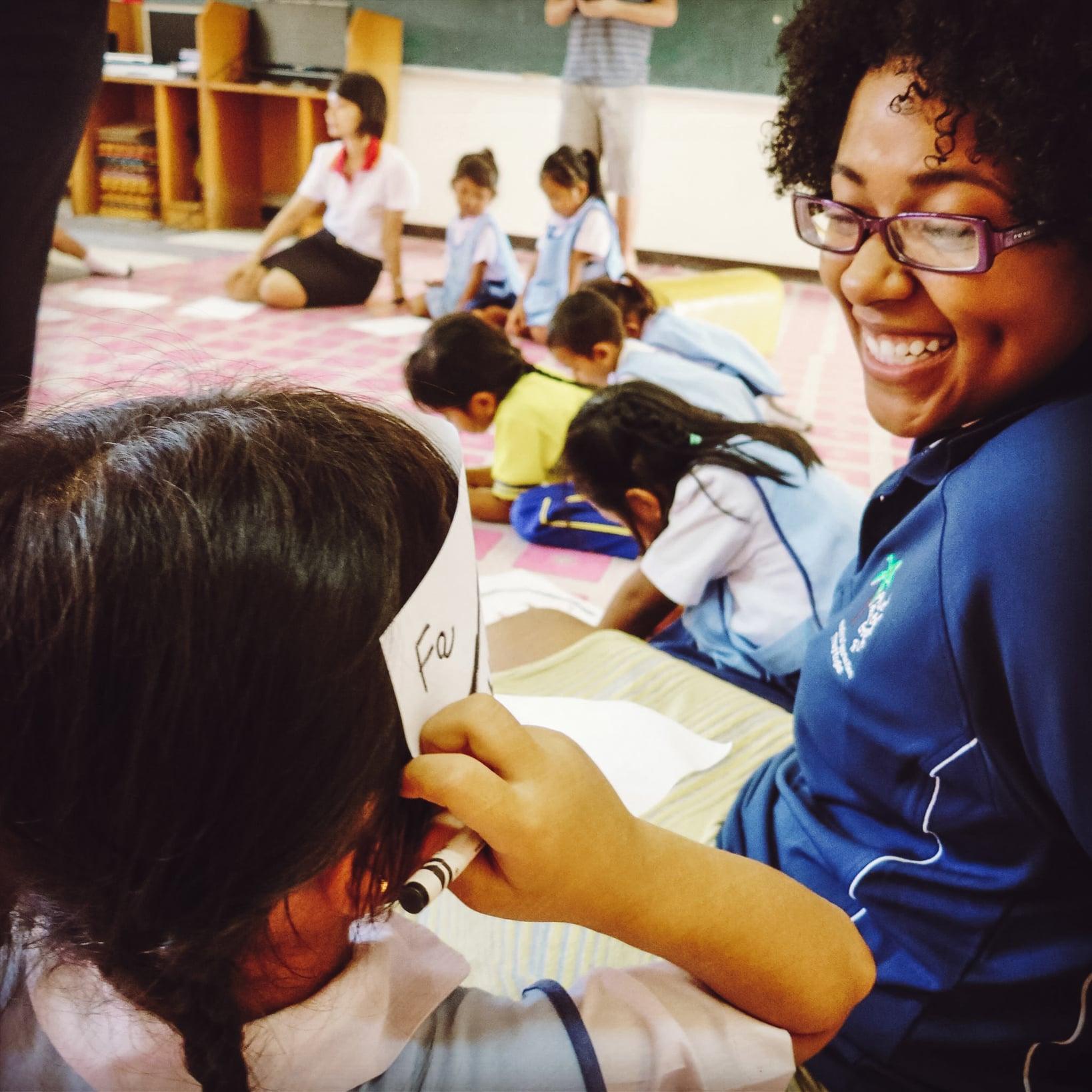 volunteer teach in Phuket, Thailand