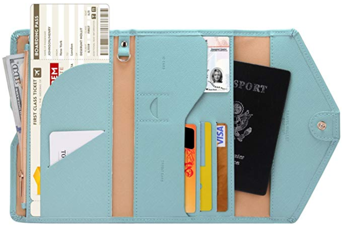Travel Wallet/Organizer