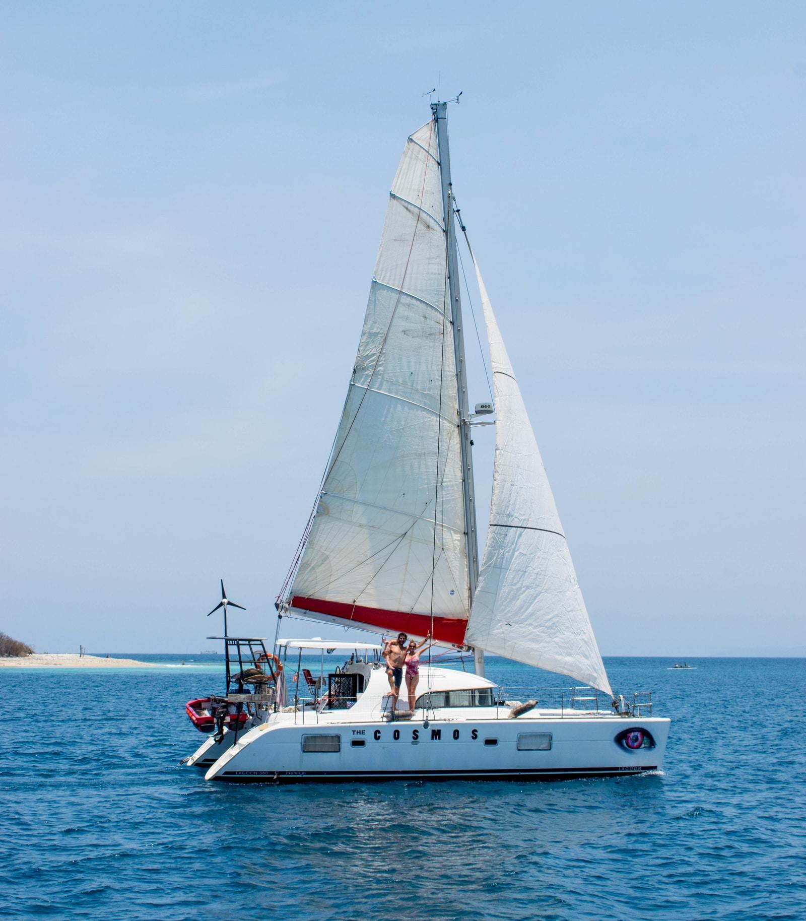 Live aboard a sailboat