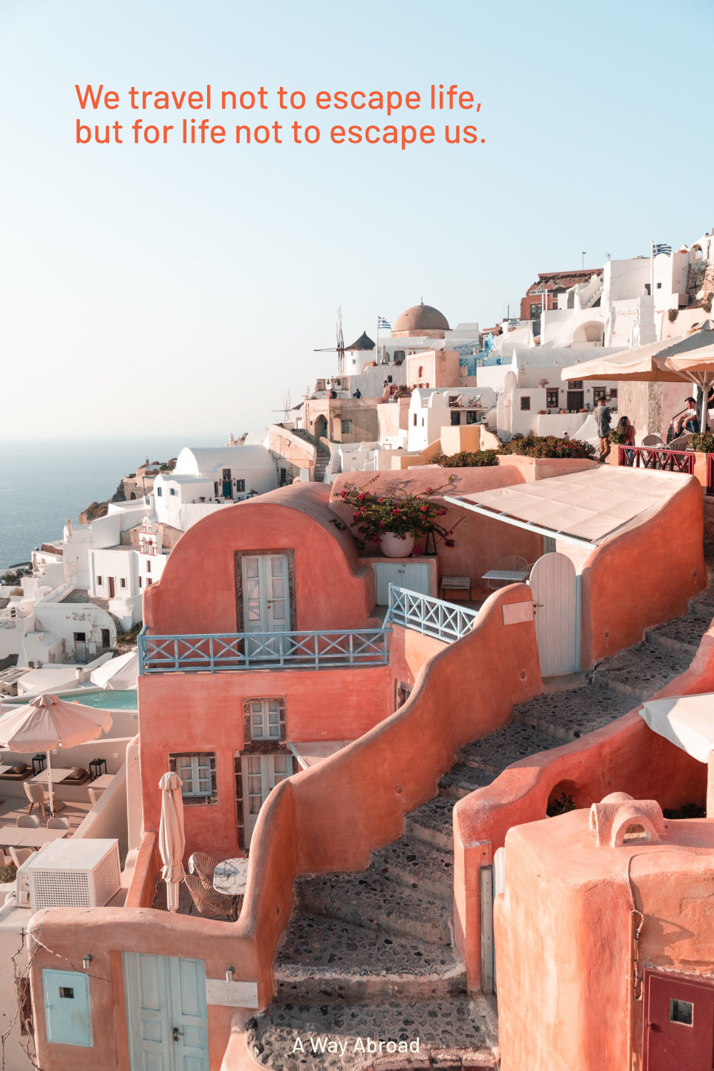 peach-santorini-views-with-travel-quote-a-way-abroad