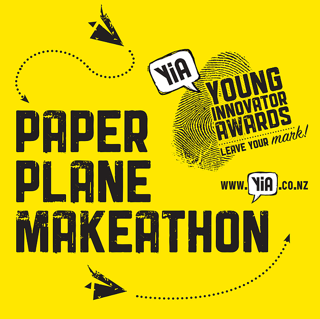 YiA Make-a-thon: Make a Paper Plane and Win