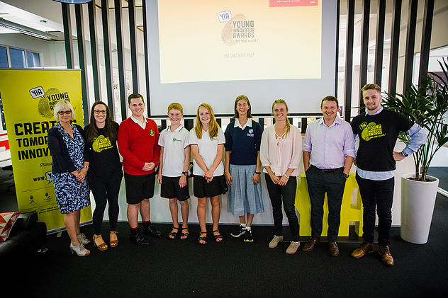 Young Innovators Win BOP Internships