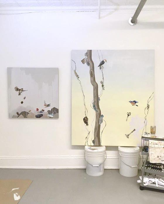 fine art photography - bird's eye view of the beach - interior design ideas - framed - art for a home