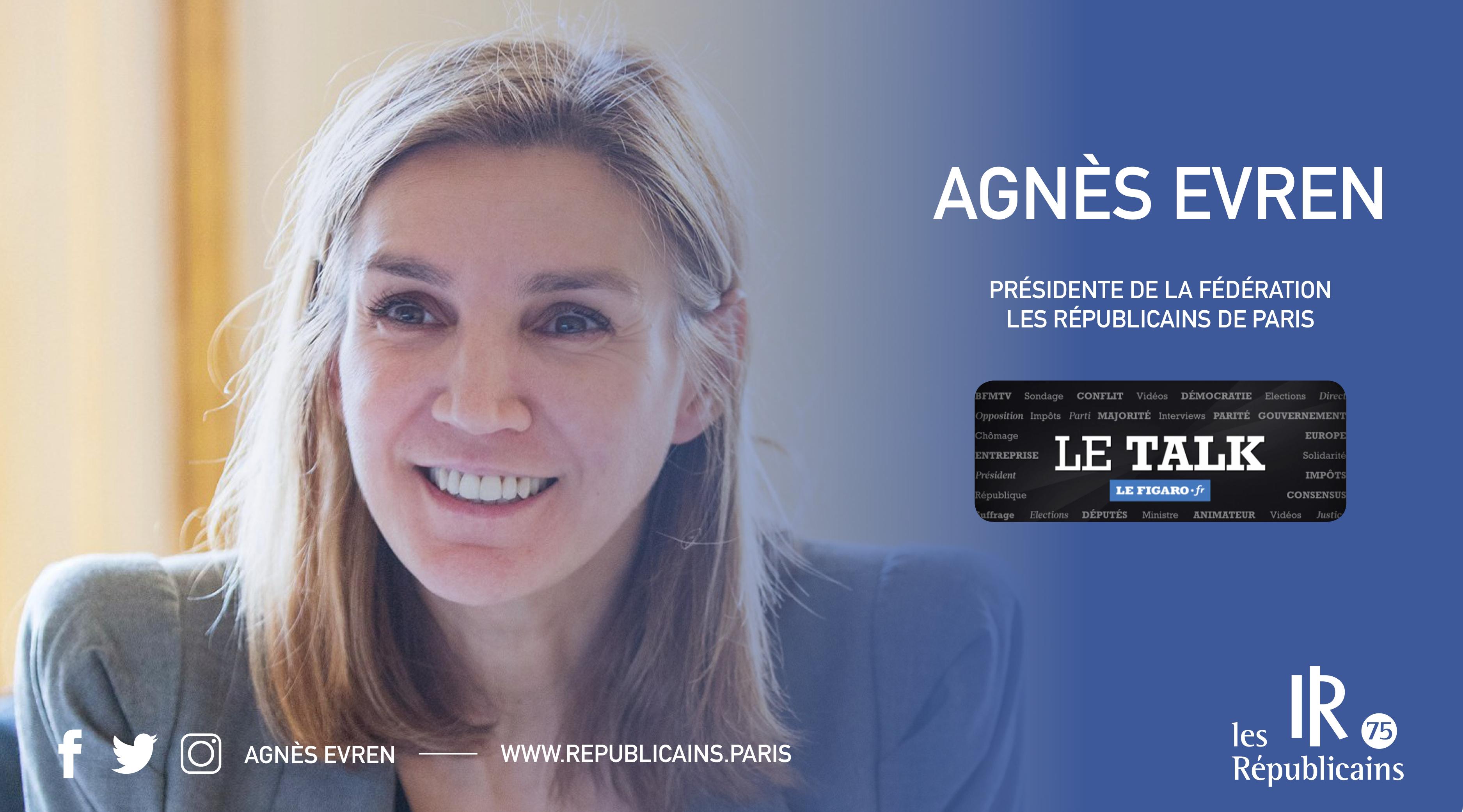 Le Talk d'Agnès Evren