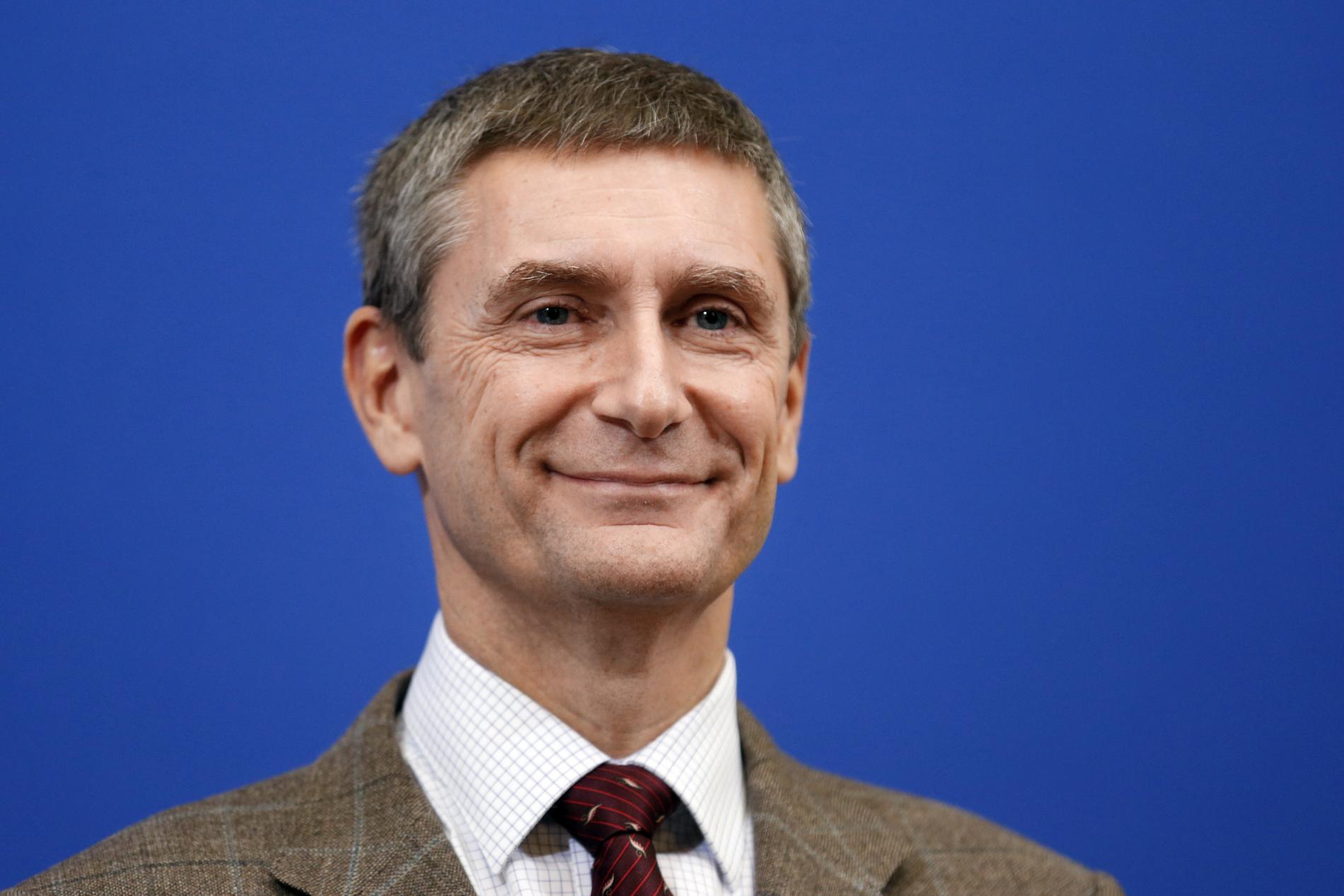 Frédéric Péchenard est en 9ème position - Élections européennes