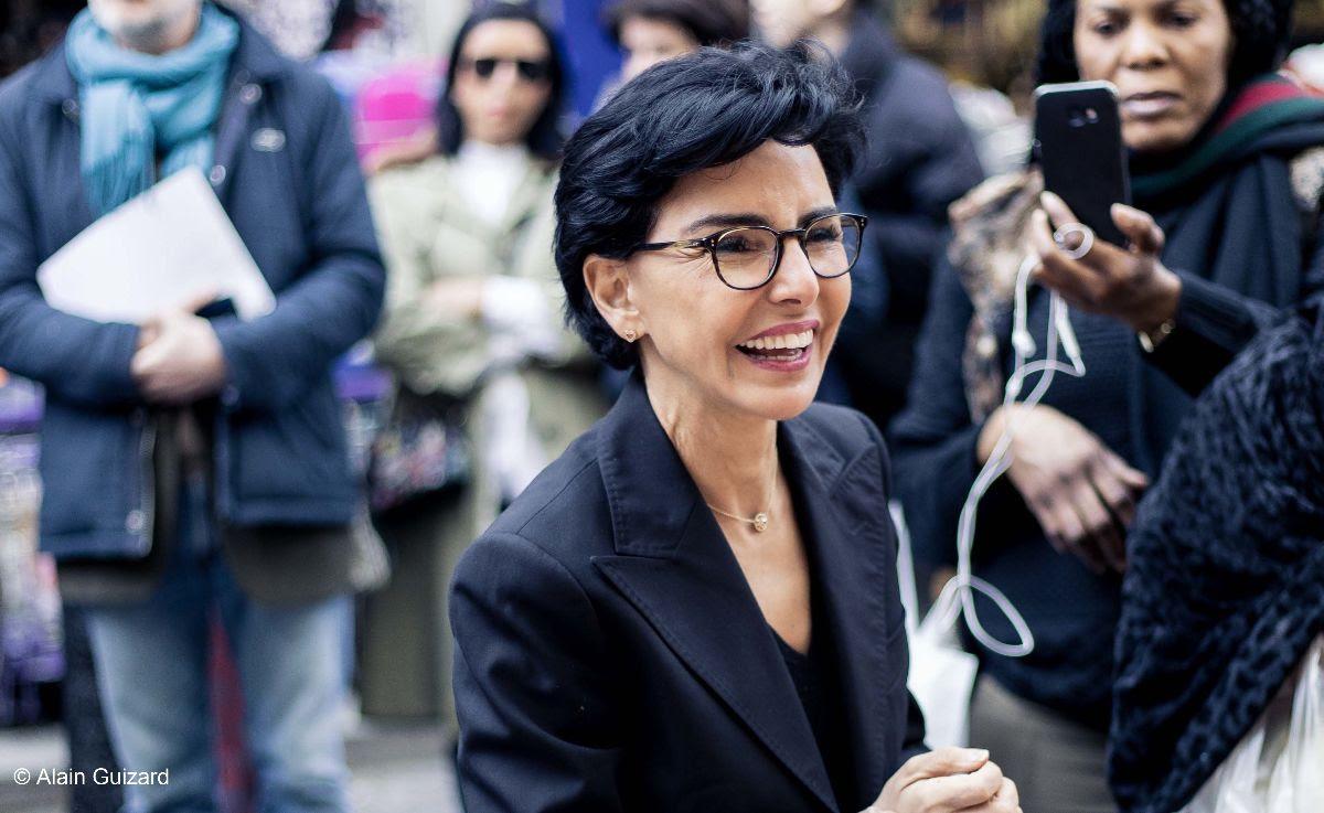 Infolettre de Rachida DATI - Mon adversaire, c'est le bilan de Paris !