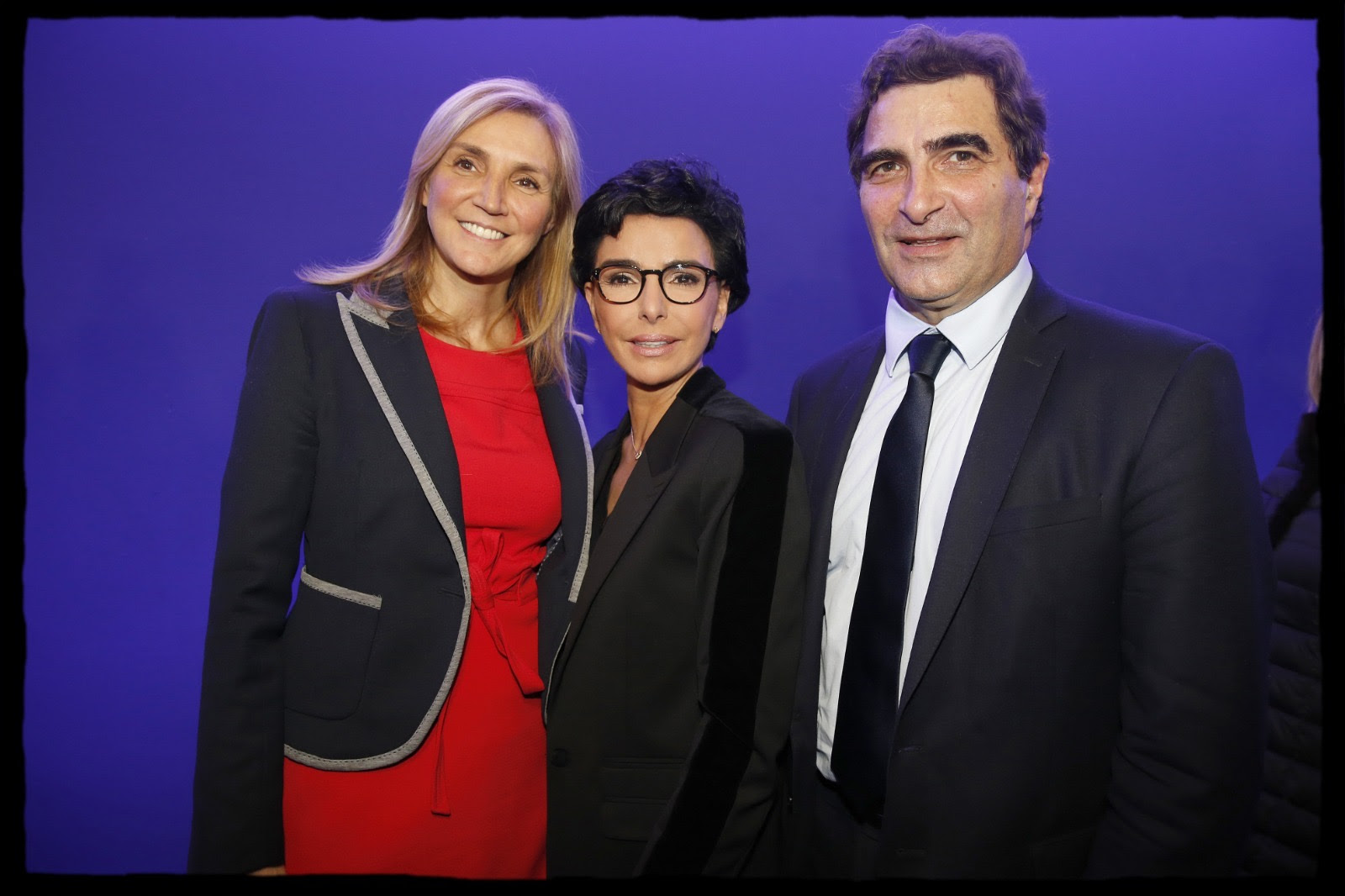 Café politique avec Agnès EVREN et Rachida DATI ce samedi 1er février