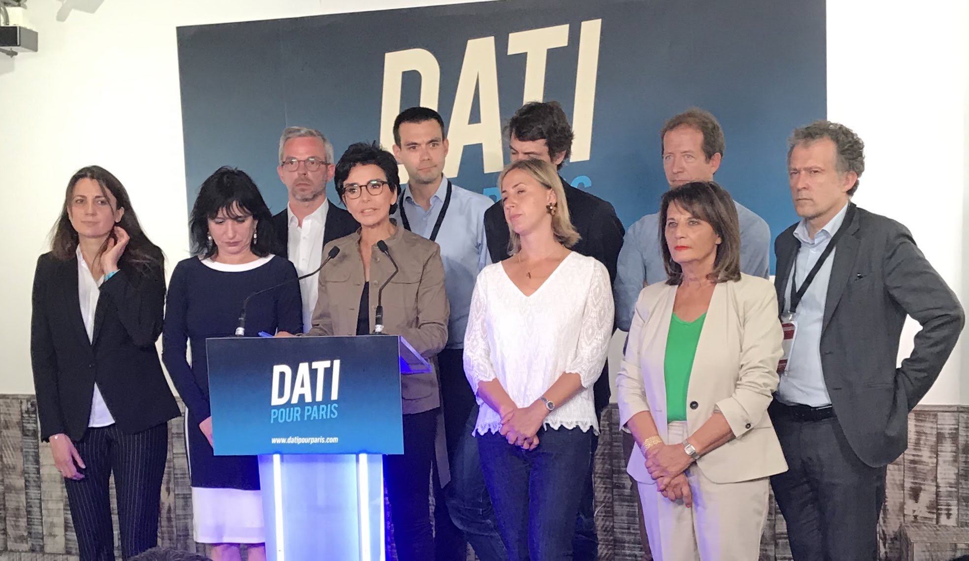 Message de Rachida Dati - Soirée électorale du 2nd tour des municipales