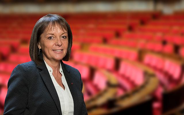 Brigitte KUSTER, n°1 au classement des Députés de Paris