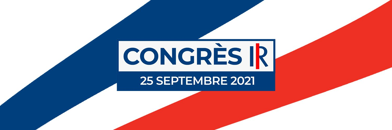 Congrès du 25 septembre 2021 : Le message de Christian JACOB
