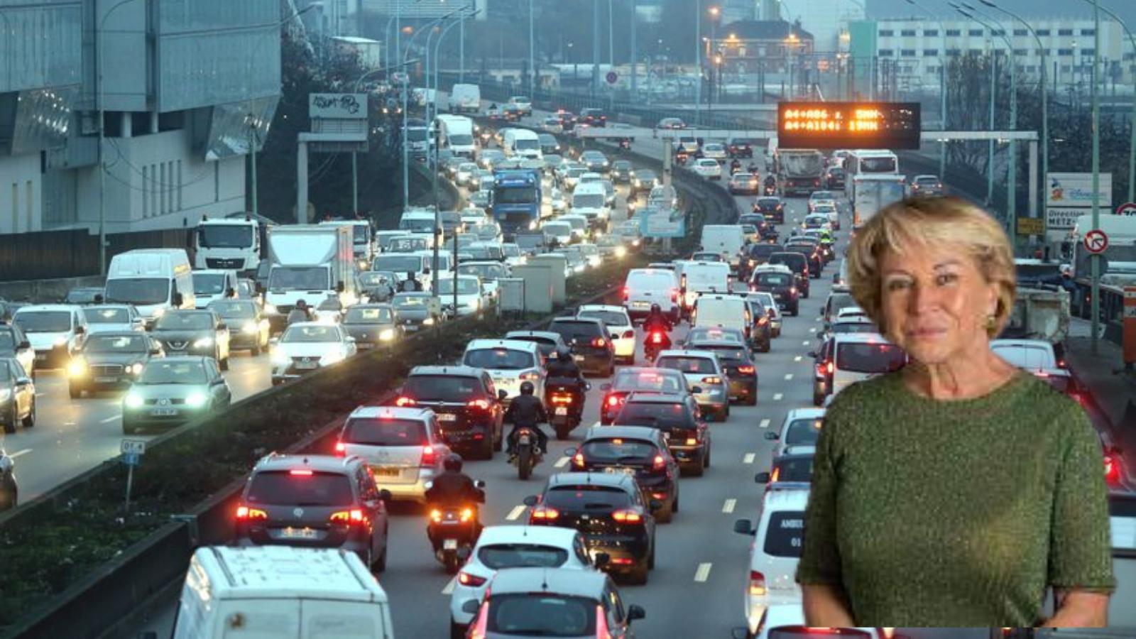 Catherine DUMAS interroge le Gouvernement sur la nécessaire évolution de la gouvernance du boulevard périphérique