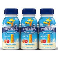 PediaSure Vanilla Nutrition Shake 8 Oz (4 X 6 Pack)