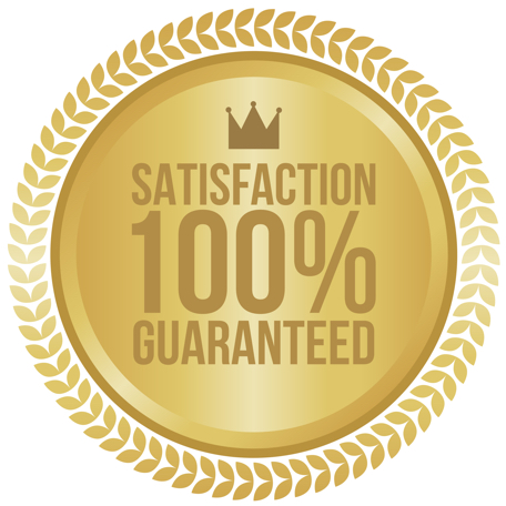 Satisfaction guaranteed maid services