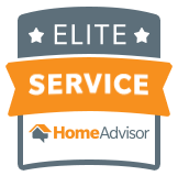 elite services provider on homeadvisor