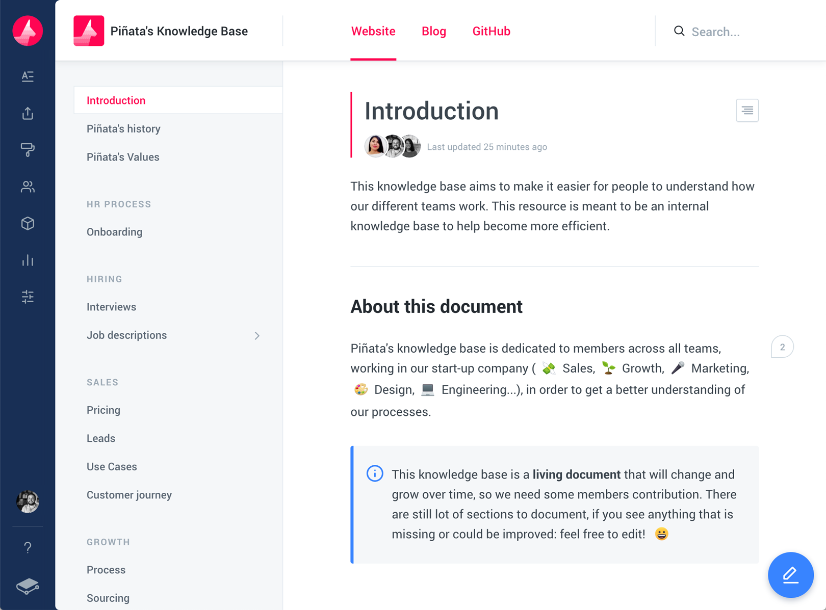 GitBook - Document Everything!