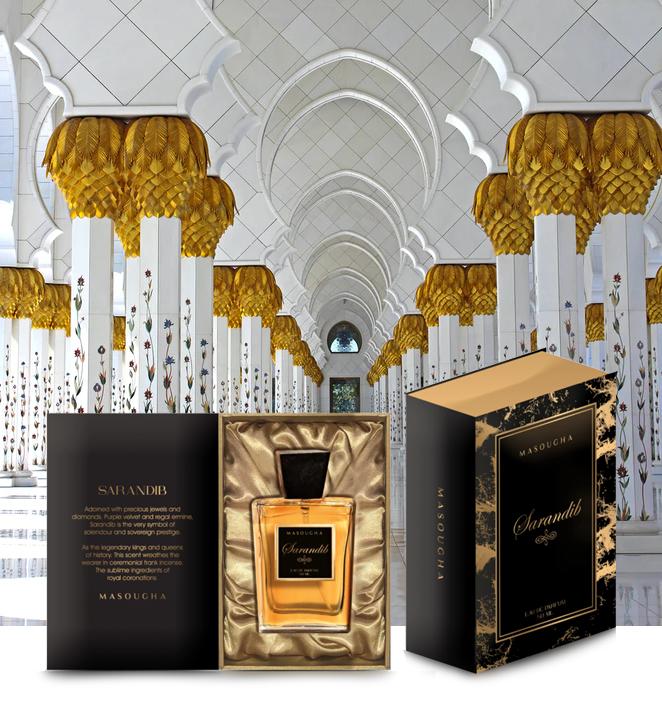 niche perfume maker