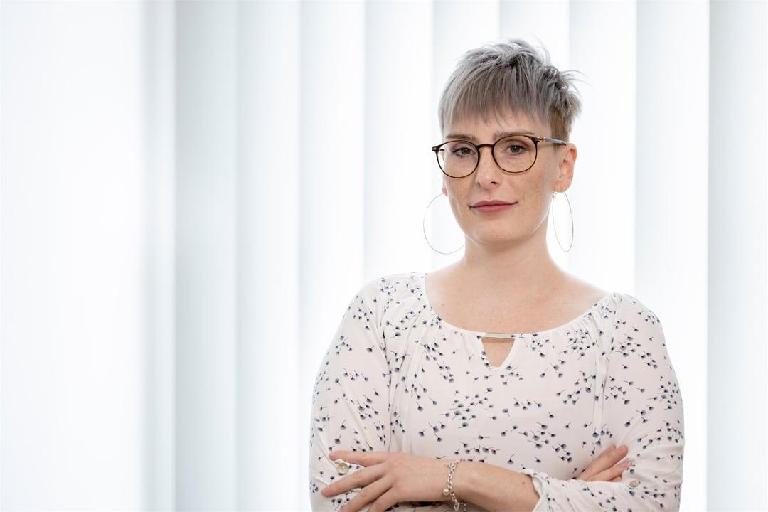 Christina Hacker (als Mediatorin)