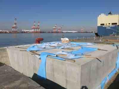 発注者 : 名古屋港管理組合