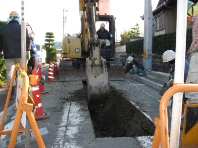 発注者 : 名古屋市上下水道局