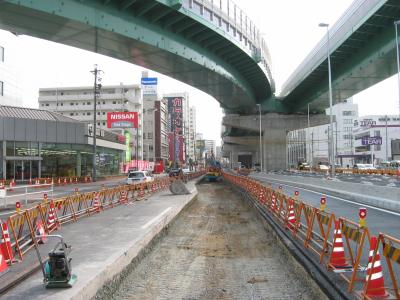 発注者 : 名古屋市緑政土木局