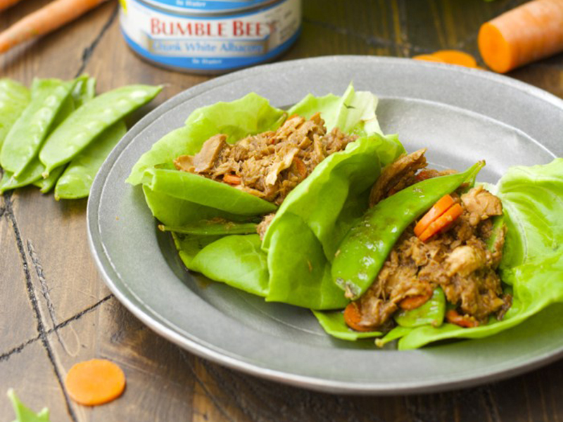 15 Quick Dinner Ideas: Cook a Full Meal in 20 Minutes - Lettuce Wraps
