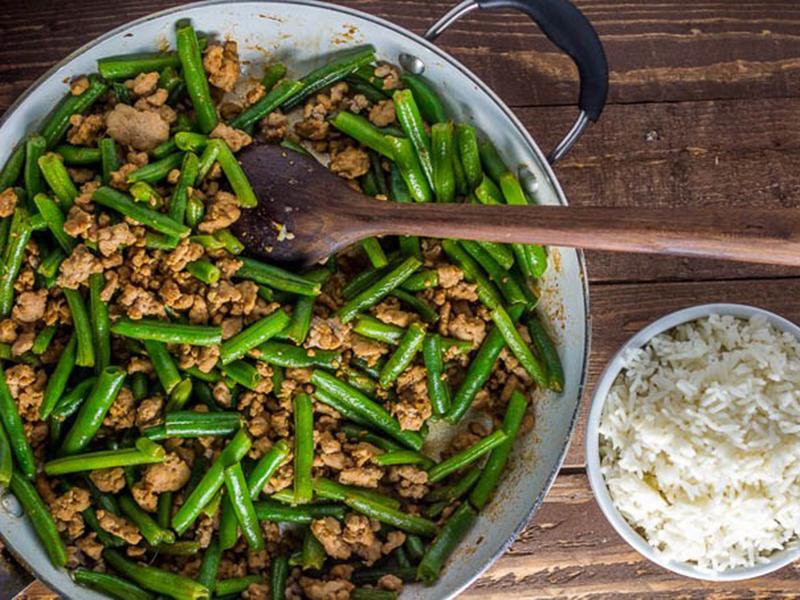 15 Quick Dinner Ideas: Cook a Full Meal in 20 Minutes - Szechuan Pork