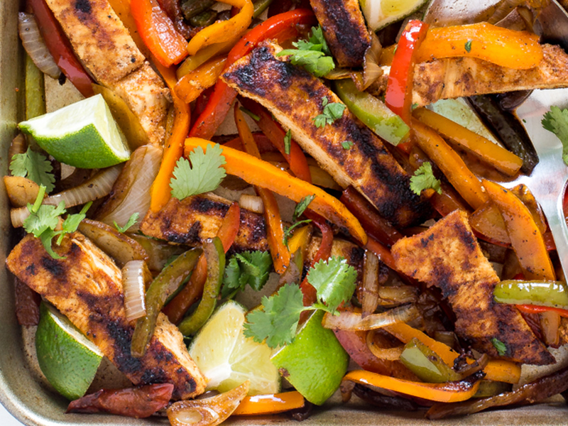 15 Quick Dinner Ideas: Cook a Full Meal in 20 Minutes - Fajitas