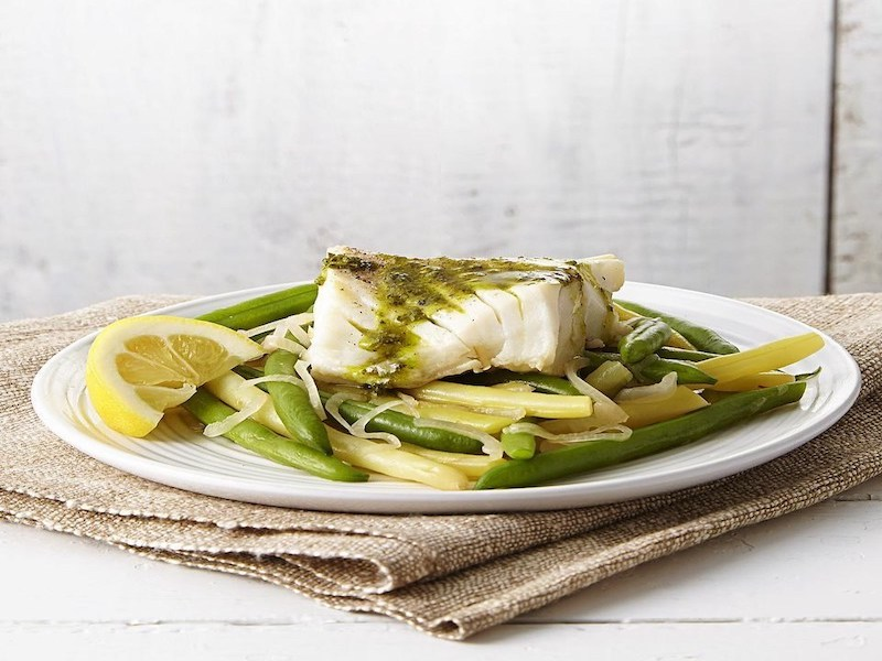 Clean Eating Meal Prep Ideas: Your Week Just Got Easier - Poached Cod