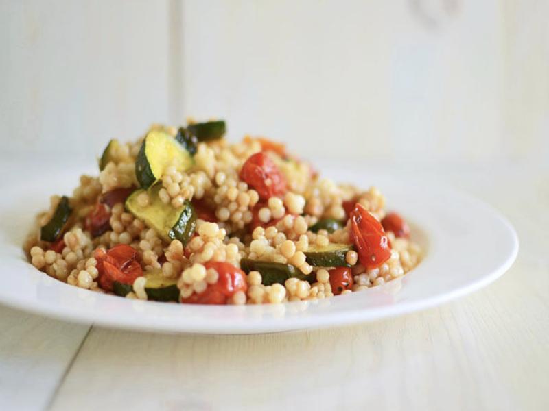 What Should I Eat for Dinner: Roasted Vegetable Salad