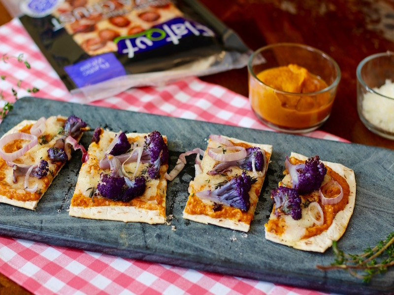 What Should I Eat for Dinner: Sweet Potato Pizza
