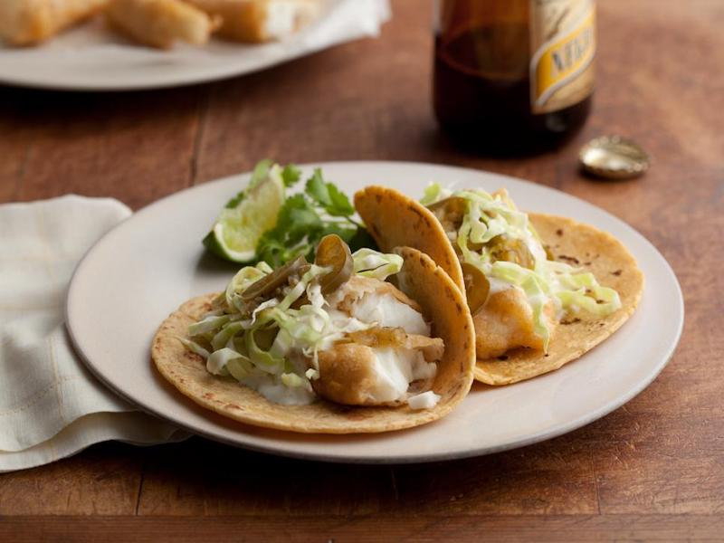 What Should I Eat for Dinner: Fish Tacos