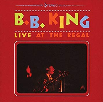 Image result for bb king live at the regal