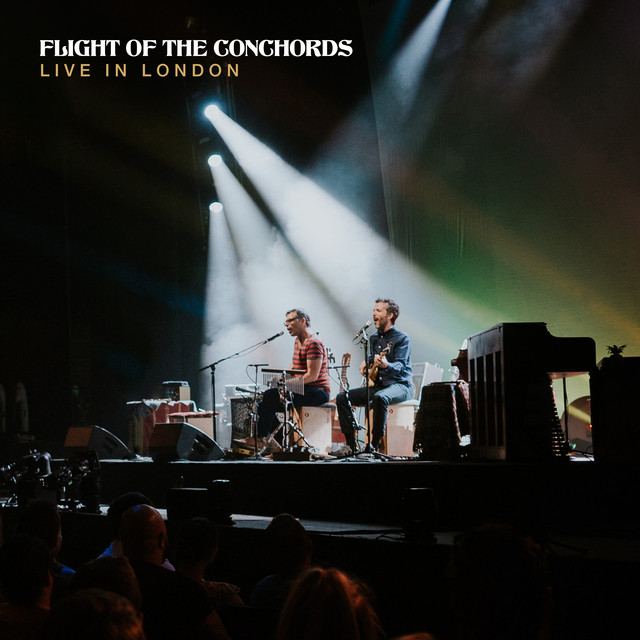 Image result for Spotify flight of the conchords live in london