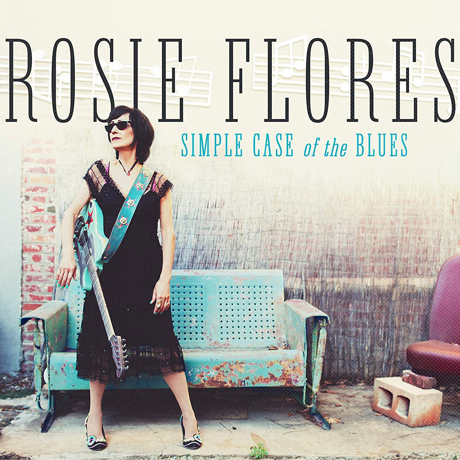 Image result for rosie flores simple case of the blues