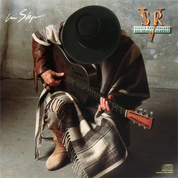 Image result for stevie ray vaughan in step