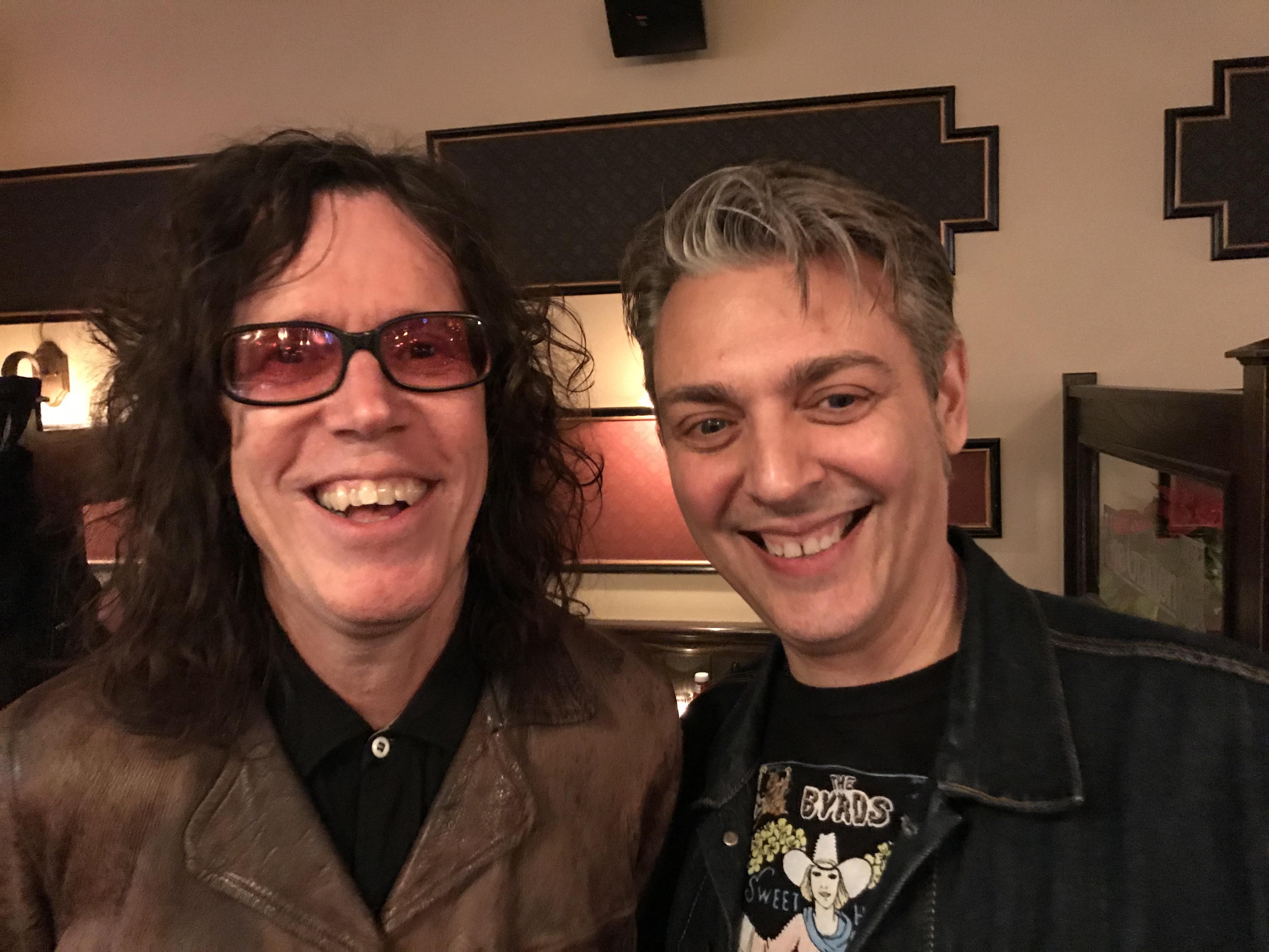 Kenny and Tony