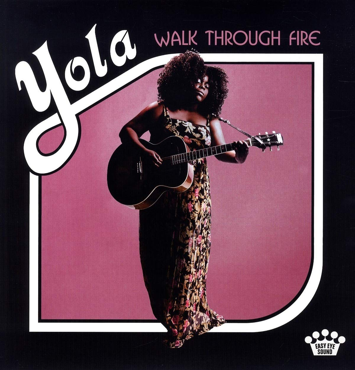 Yola - Walk Through Fire (LP) - Amazon.com Music