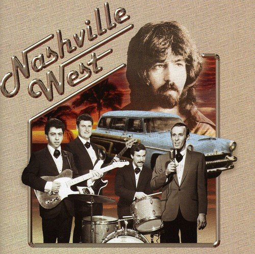 Nashville West - Nashville West featuring Clarence White - Amazon.com Music