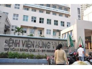 Chi phí vá màng trinh ở bệnh viện Hùng Vương
