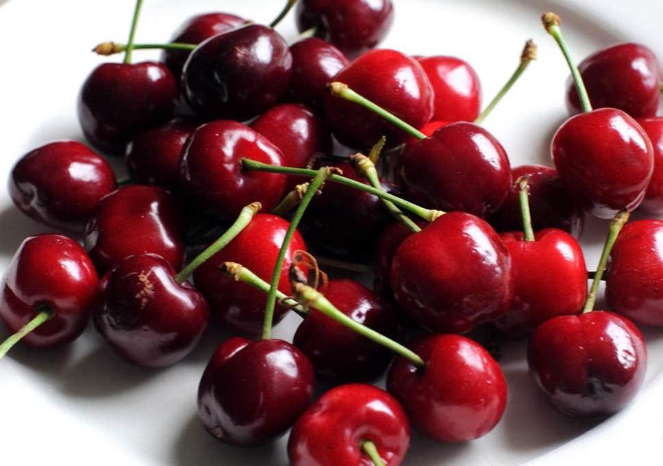 quả cherry tăng vòng 1