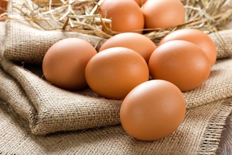 thực phẩm tăng vòng 1 trứng gà
