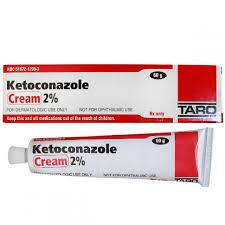 thuốc bôi nấm da dầu Ketoconazole