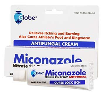 Thuốc Miconazole trị ghẻ ở mông