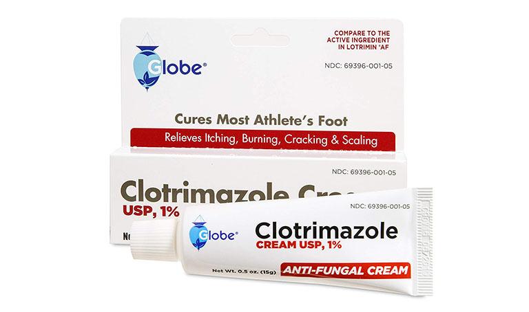 Clotrimazole trị ghẻ ở mông